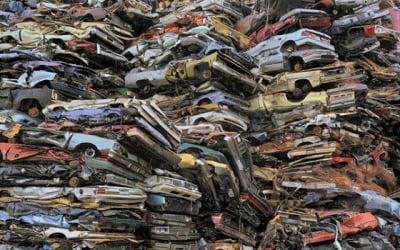 Brasil desenvolverá projeto de reciclagem de veículos em parceria com o Japão