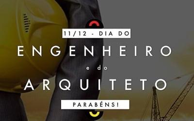 11 de dezembro – Dia do Engenheiro e do Arquiteto