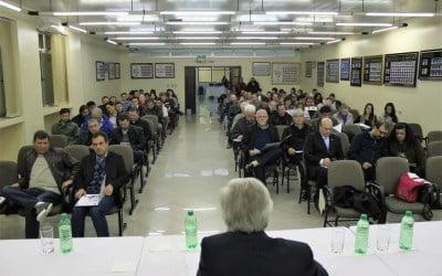 Profissionais da Engenharia e Agronomia da região se reúnem em Videira