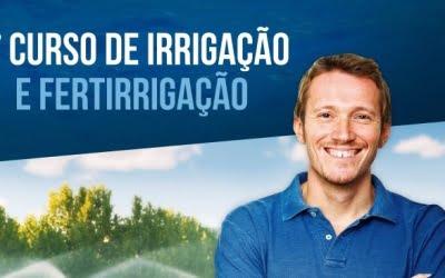AREAVID promoverá 1º Curso de Irrigação e Fertirrigação