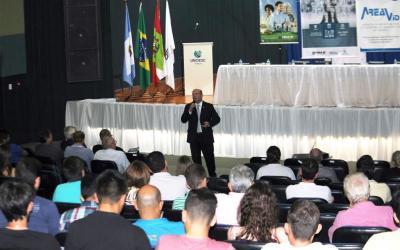 Mais de 130 engenheiros e estudantes de engenharia se reúnem em Videira para discutir a mobilidade urbana regional