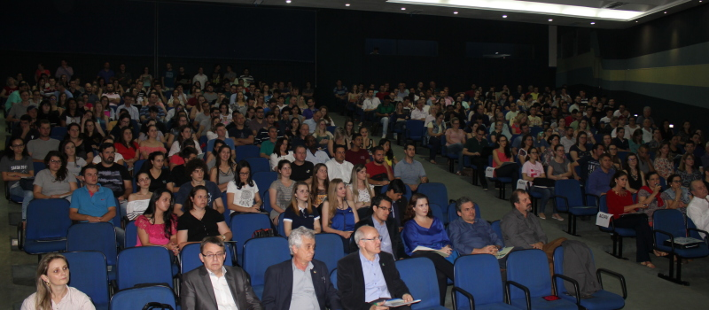 AREAVID promove palestra com o renomado conferencista Eduardo Tevah
