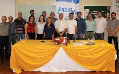 Associação de Engenheiros e Arquitetos de Videira elege nova diretoria