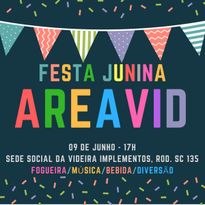 Festa Junina AREAVID