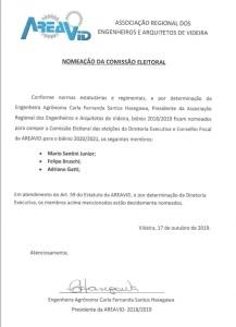 Areavid Comissão Eleitoral