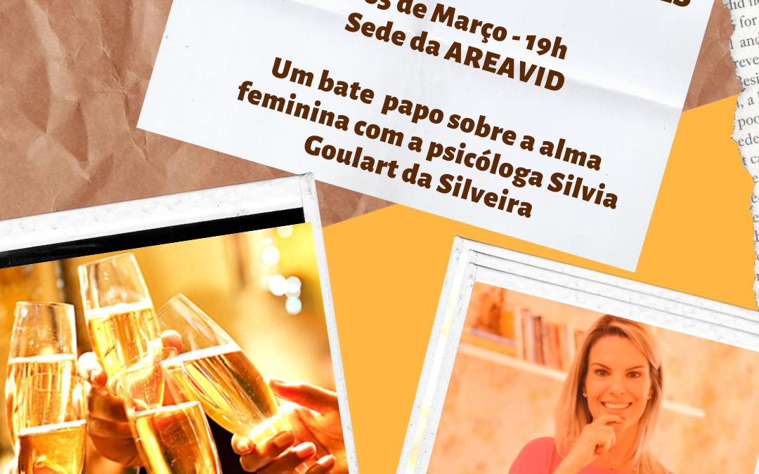 AREAVID realiza Happy Hour para mulheres no dia 05 de março