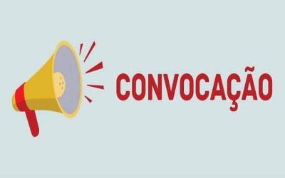 Convocação reunião on line 03-06