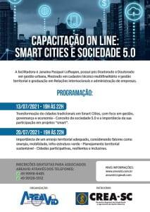 Capacitação cidades inteligentes AREAVID 1