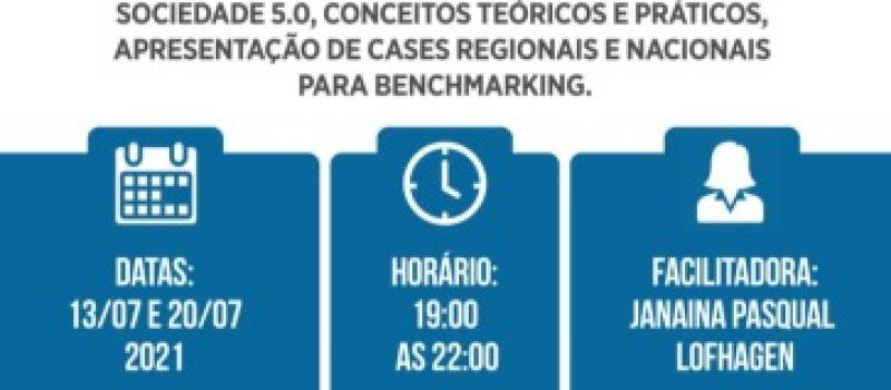 AREAVID e CREA/SC vão capacitar profissionais da região de Videira sobre o desenvolvimento de cidades inteligentes